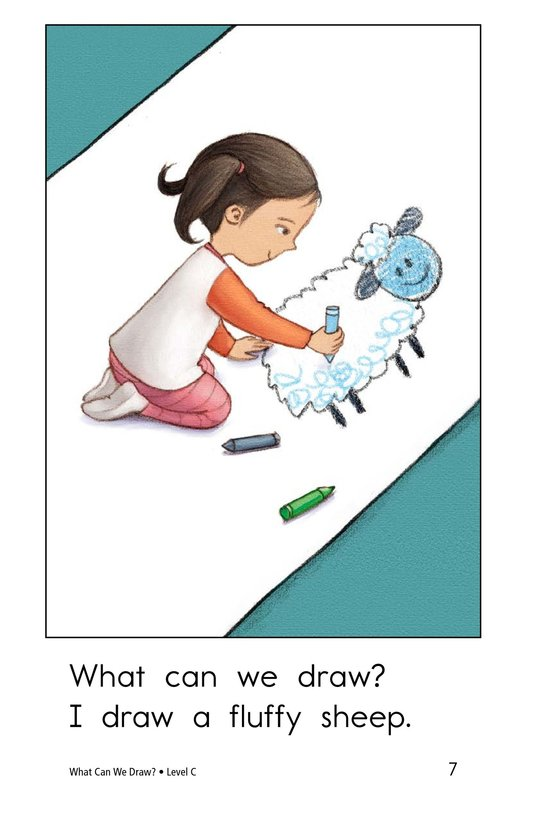 Book Preview For What Can We Draw? Page 7