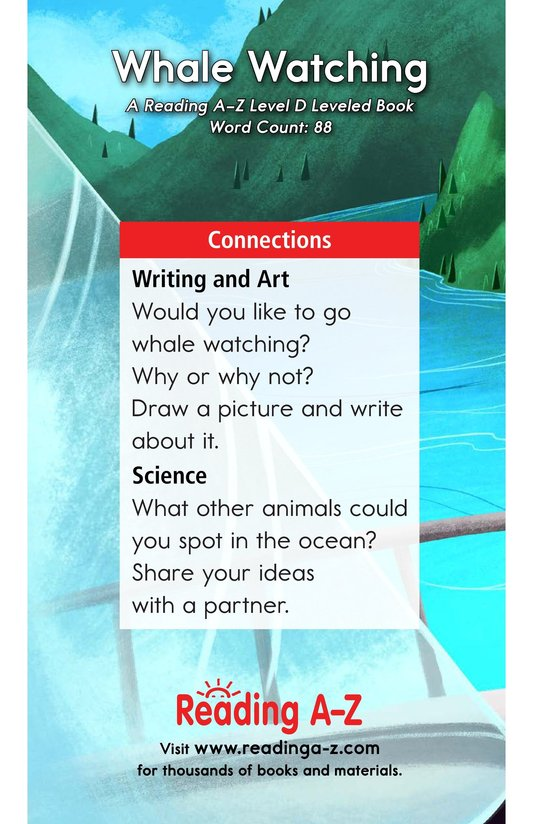 Book Preview For Whale Watching Page 11