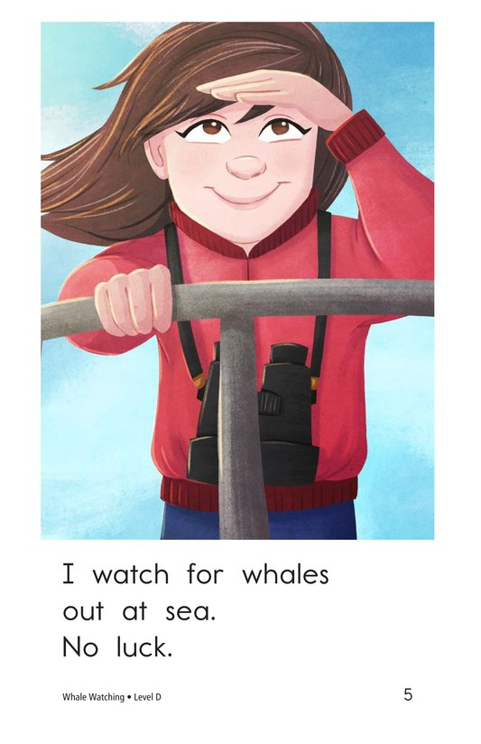 Book Preview For Whale Watching Page 5