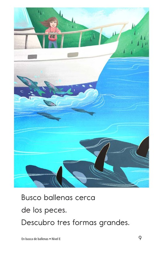 Book Preview For Whale Watching Page 9