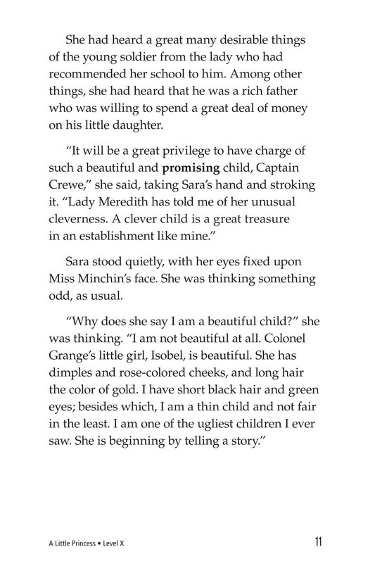 Book Preview For A Little Princess (Part 1) Page 11