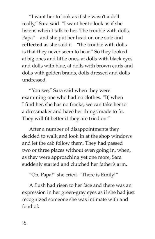 Book Preview For A Little Princess (Part 1) Page 16