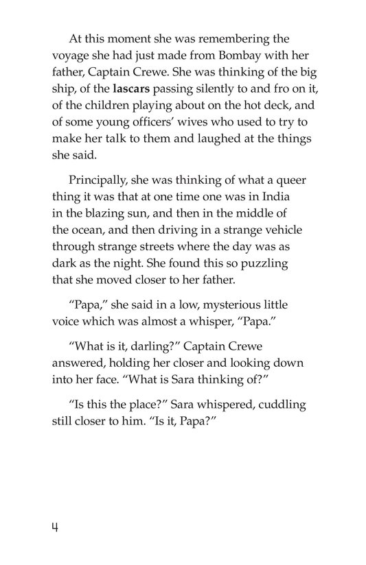 Book Preview For A Little Princess (Part 1) Page 4