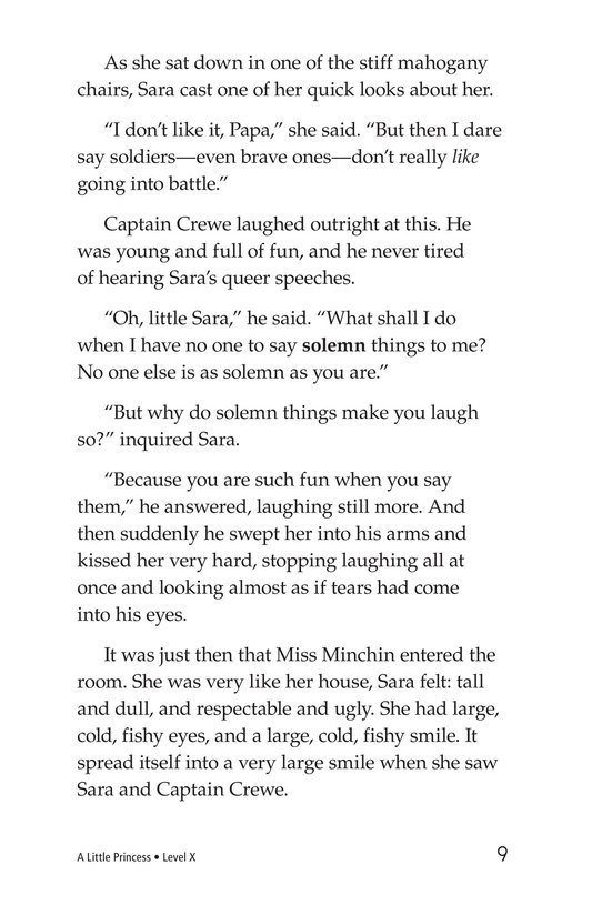 Book Preview For A Little Princess (Part 1) Page 9