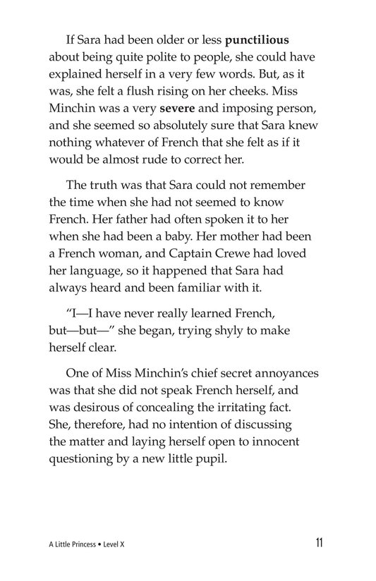 Book Preview For A Little Princess (Part 2) Page 11
