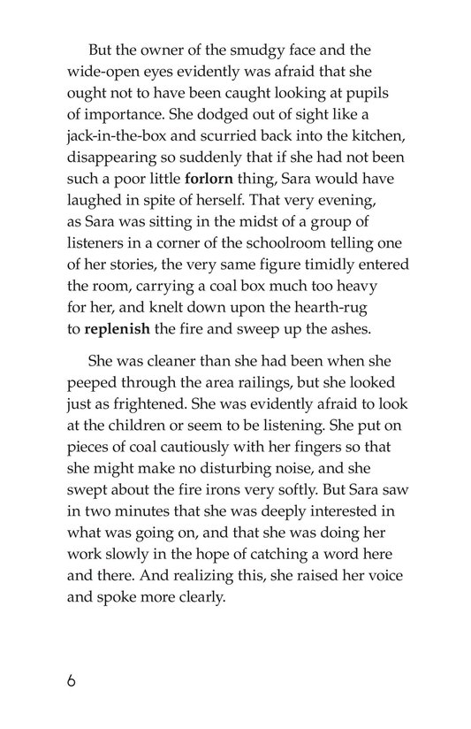 Book Preview For A Little Princess (Part 5) Page 6