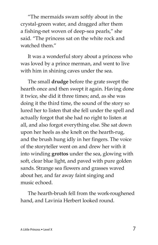 Book Preview For A Little Princess (Part 5) Page 7