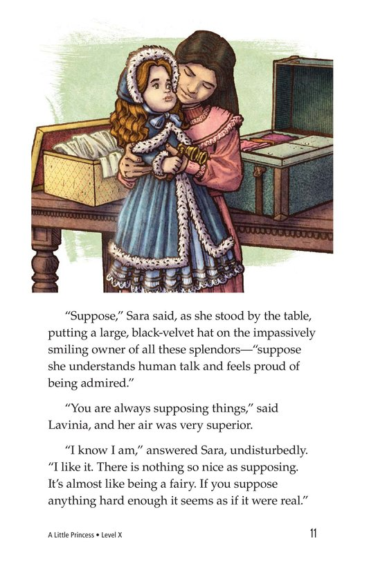 Book Preview For A Little Princess (Part 7) Page 11