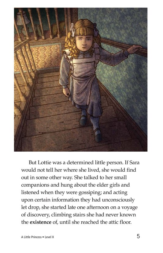 Book Preview For A Little Princess (Part 10) Page 5