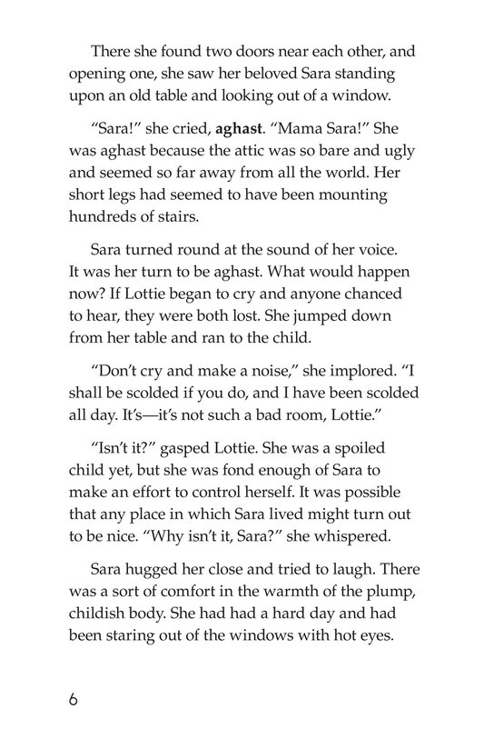 Book Preview For A Little Princess (Part 10) Page 6