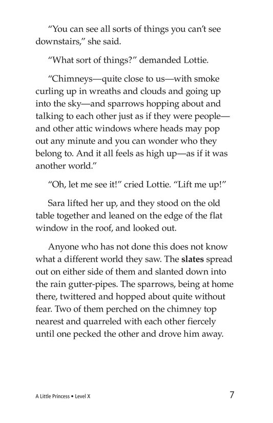 Book Preview For A Little Princess (Part 10) Page 7