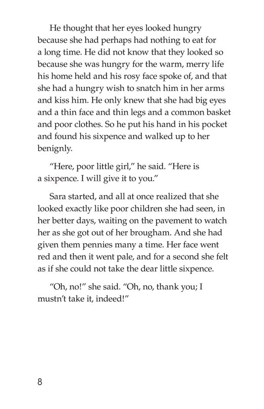 Book Preview For A Little Princess (Part 11) Page 8
