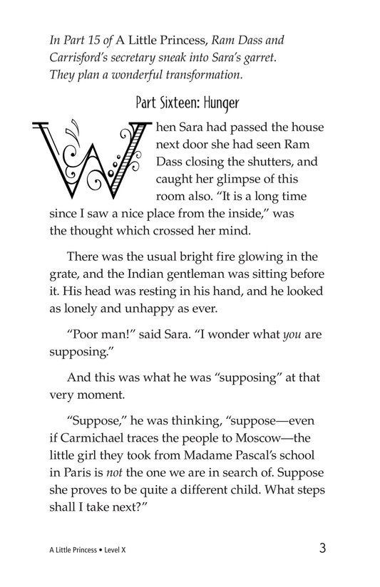 Book Preview For A Little Princess (Part 16) Page 3