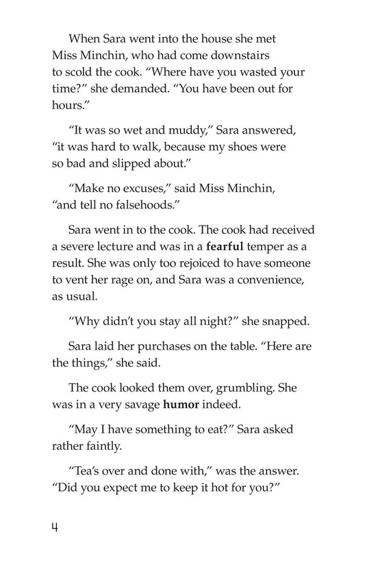 Book Preview For A Little Princess (Part 16) Page 4