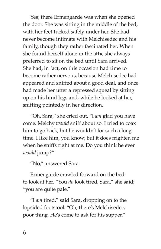 Book Preview For A Little Princess (Part 16) Page 6