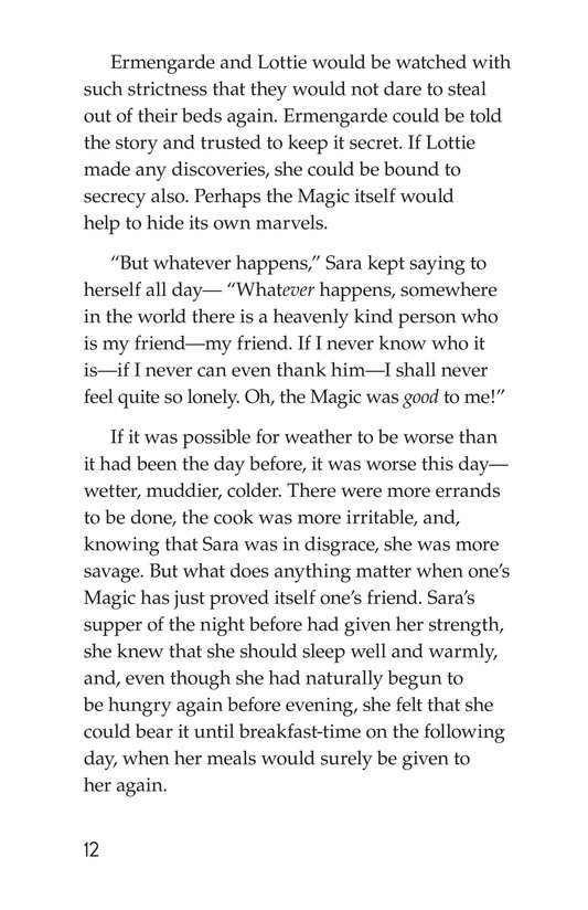 Book Preview For A Little Princess (Part 18) Page 12
