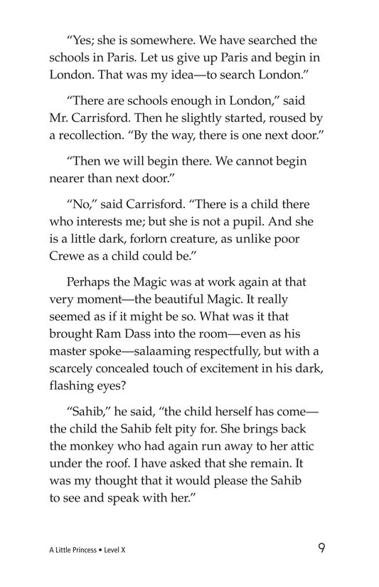Book Preview For A Little Princess (Part 20) Page 9