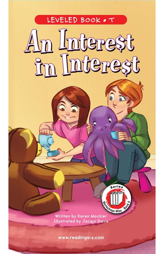 Book Preview For Book 9: An Interest in Interest Page 0