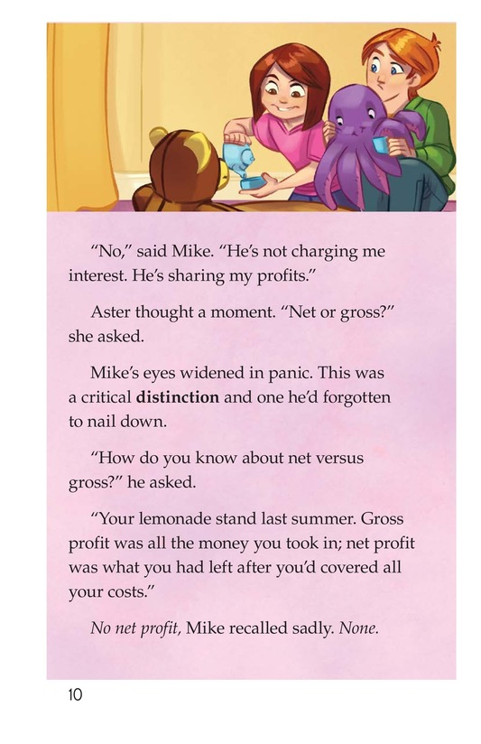 Book Preview For Book 9: An Interest in Interest Page 10