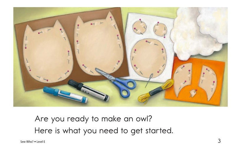 Book Preview For Sew Who? Page 3