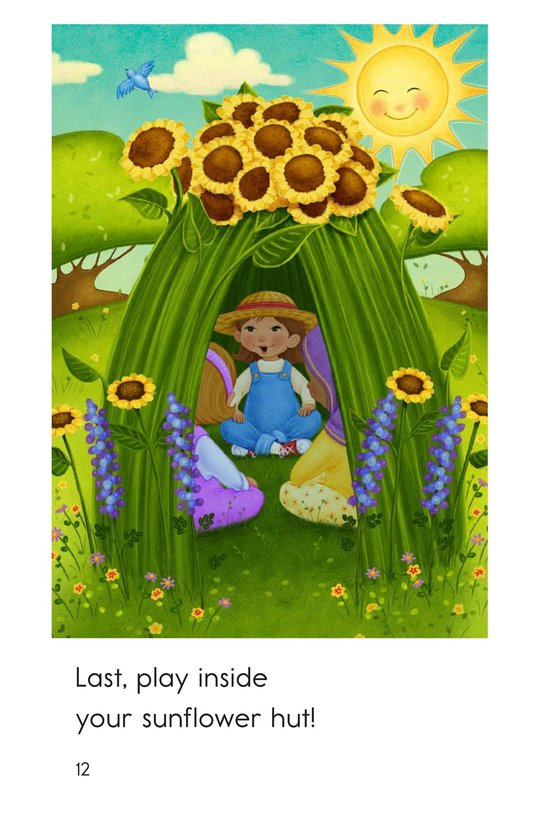 Book Preview For The Sunflower Hut Page 12