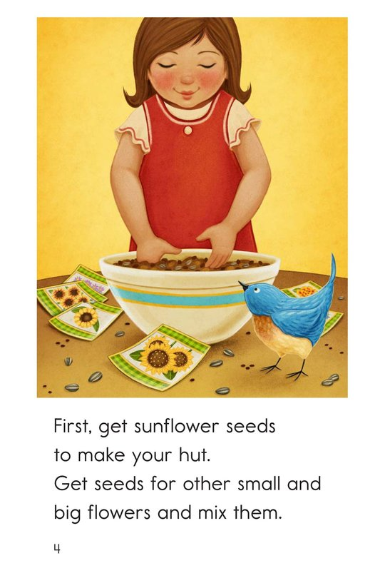 Book Preview For The Sunflower Hut Page 4