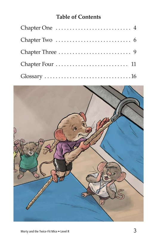 Book Preview For Morty and the Twice-Fit Mice Page 3