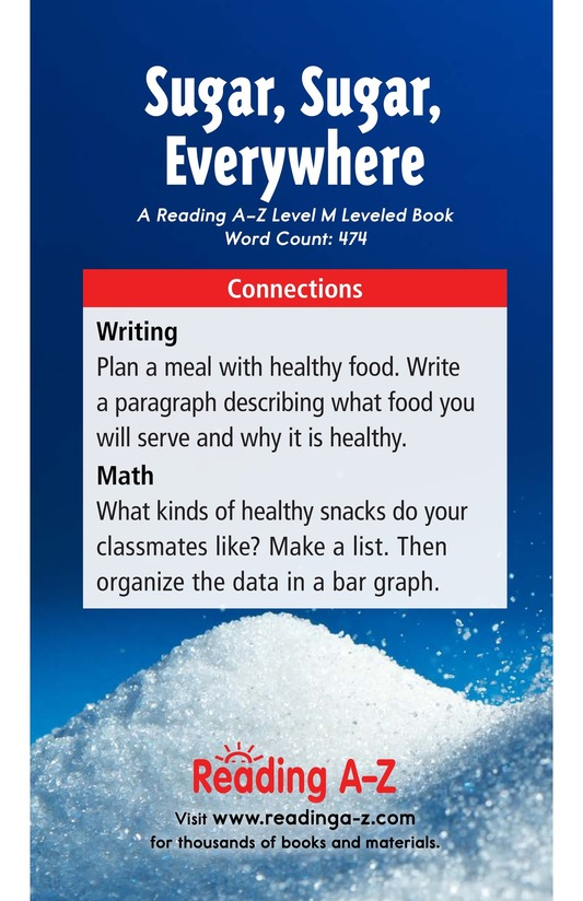 Book Preview For Sugar, Sugar, Everywhere Page 17