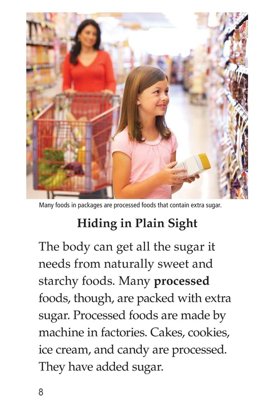 Book Preview For Sugar, Sugar, Everywhere Page 8