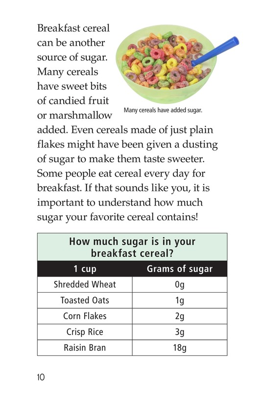 Book Preview For Sugar, Sugar, Everywhere Page 10