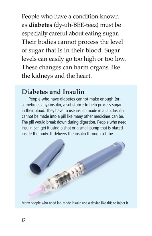 Book Preview For Sugar, Sugar, Everywhere Page 12