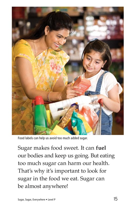 Book Preview For Sugar, Sugar, Everywhere Page 15
