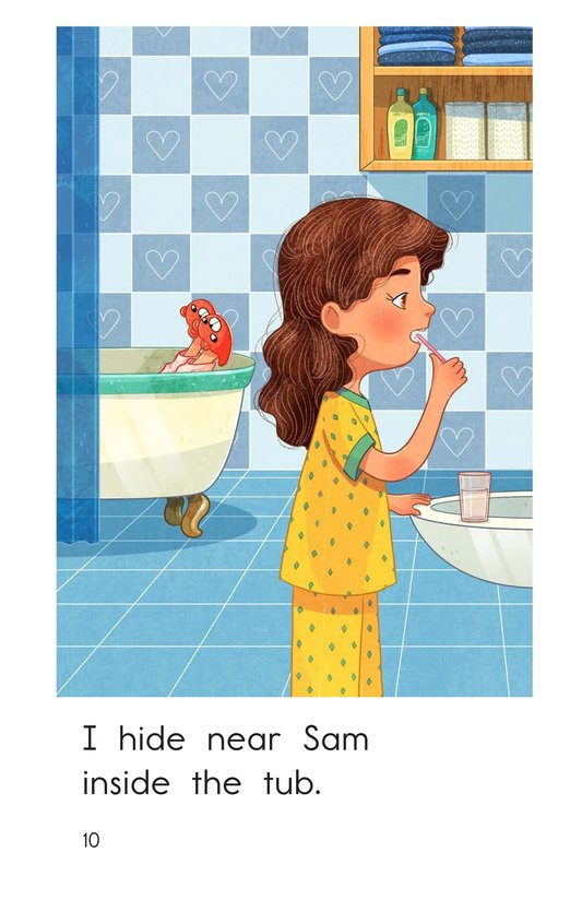 Book Preview For I Hide Page 10