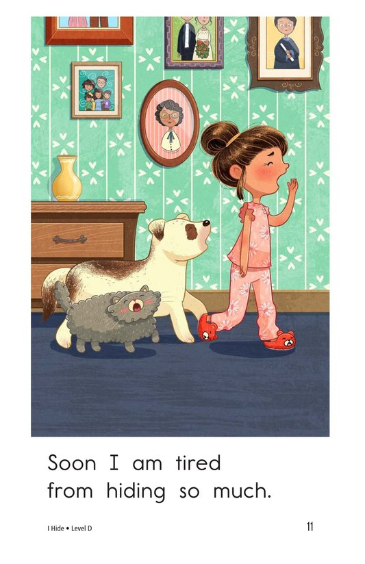 Book Preview For I Hide Page 11