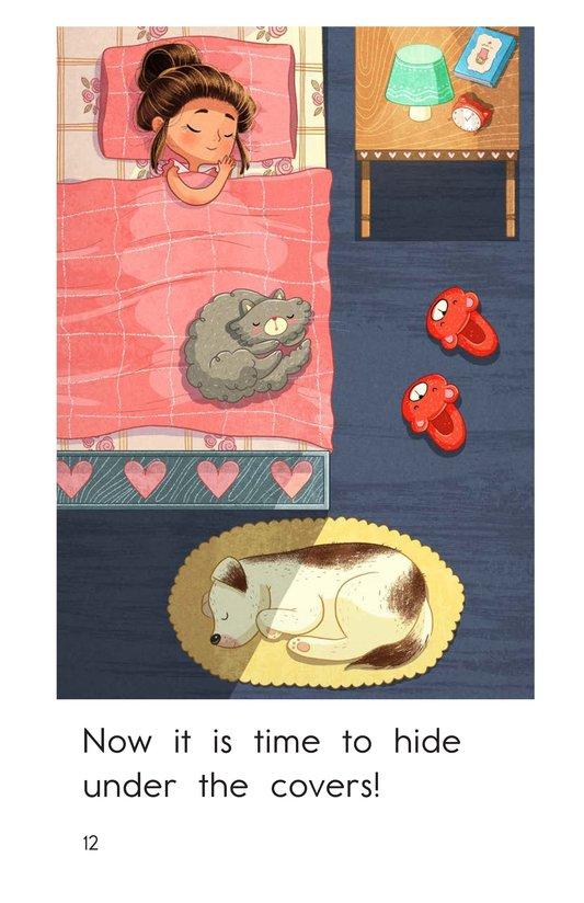 Book Preview For I Hide Page 12