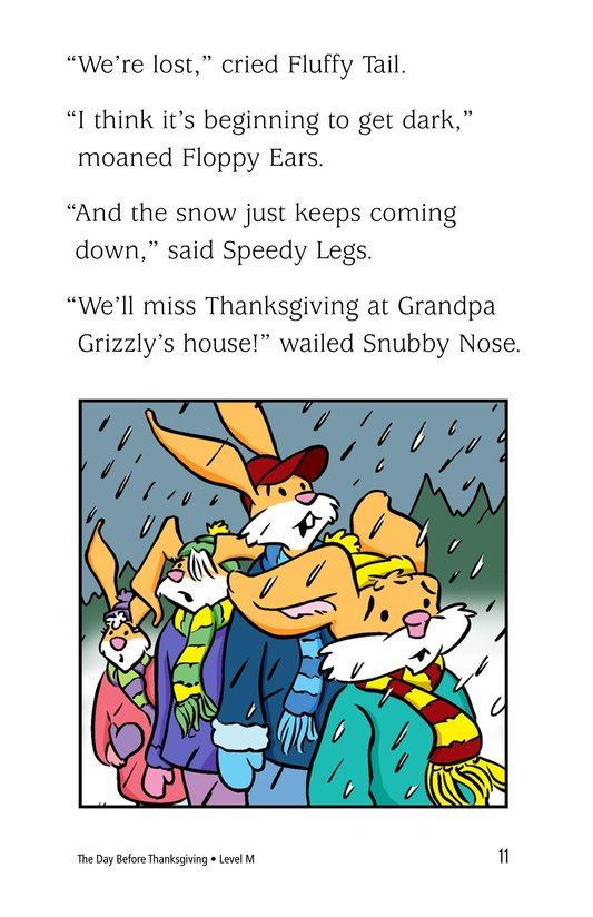 Book Preview For The Day Before Thanksgiving Page 11