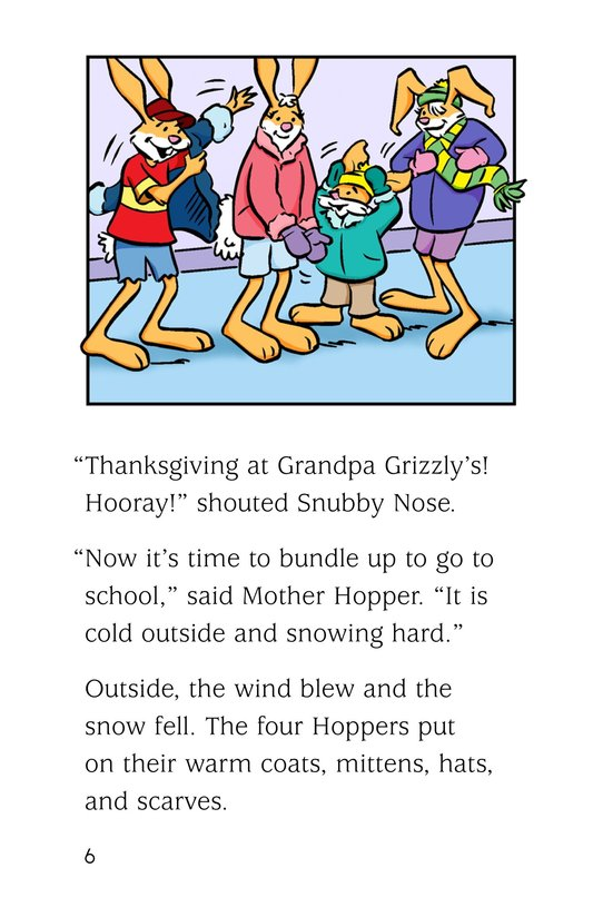 Book Preview For The Day Before Thanksgiving Page 6
