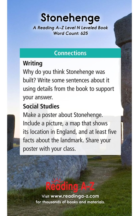 Book Preview For Stonehenge Page 17