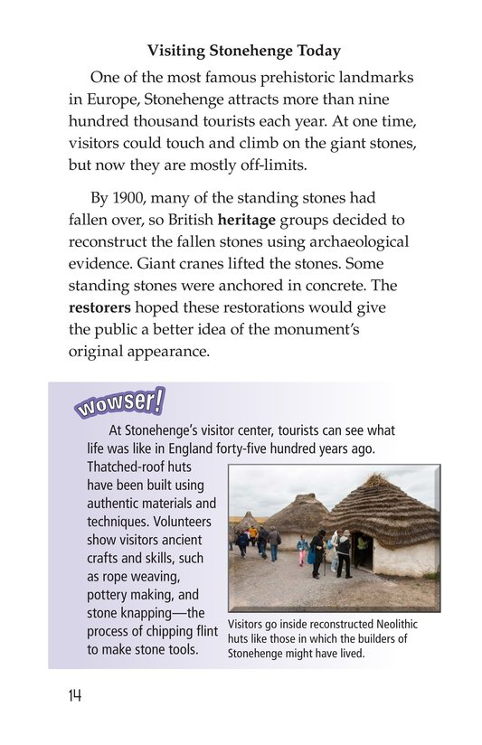 Book Preview For Stonehenge Page 14