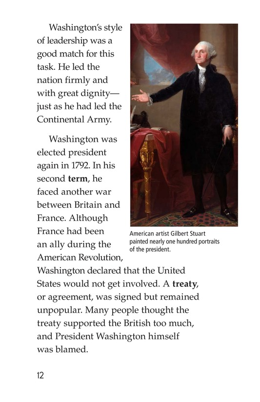 Book Preview For George Washington Page 12