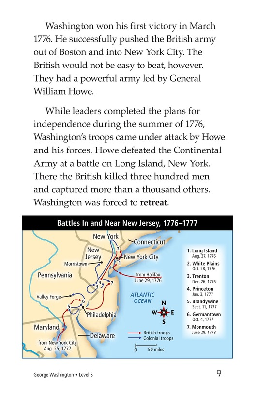 Book Preview For George Washington Page 9