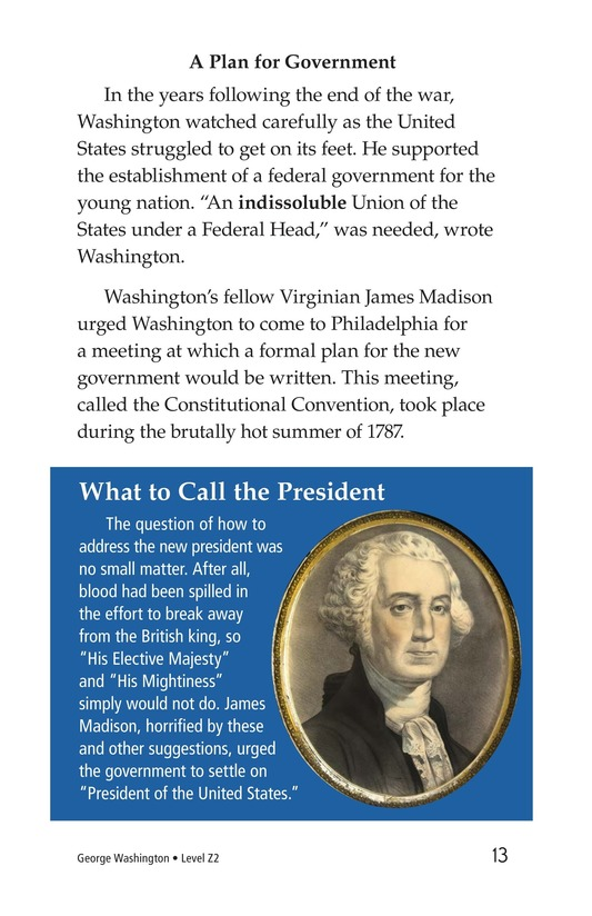 Book Preview For George Washington Page 13