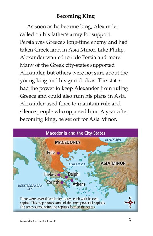 Book Preview For Alexander the Great Page 9
