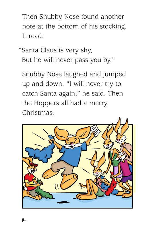 Book Preview For Catching Santa Page 14