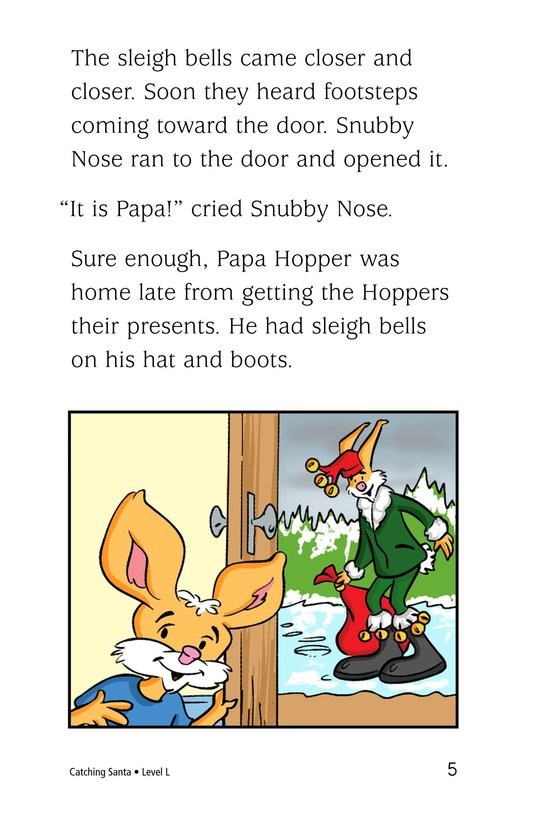 Book Preview For Catching Santa Page 5