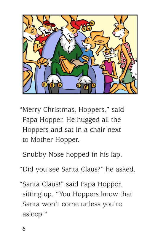 Book Preview For Catching Santa Page 6