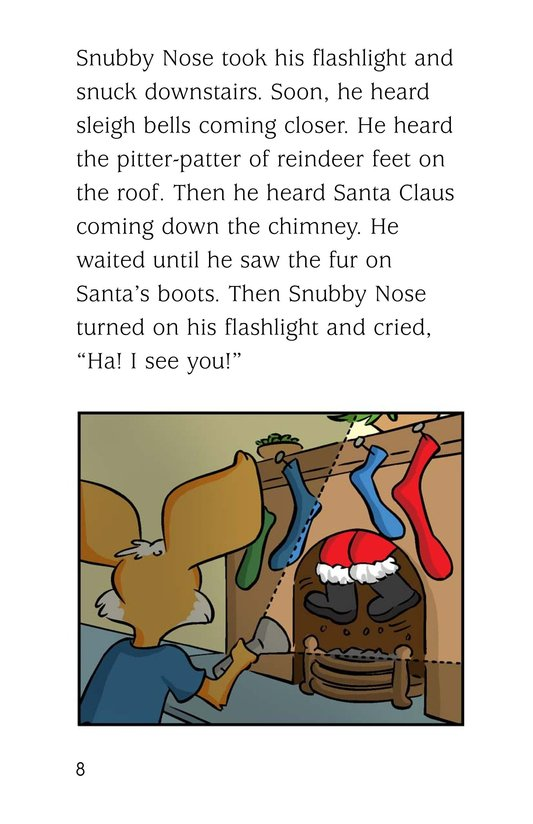 Book Preview For Catching Santa Page 8