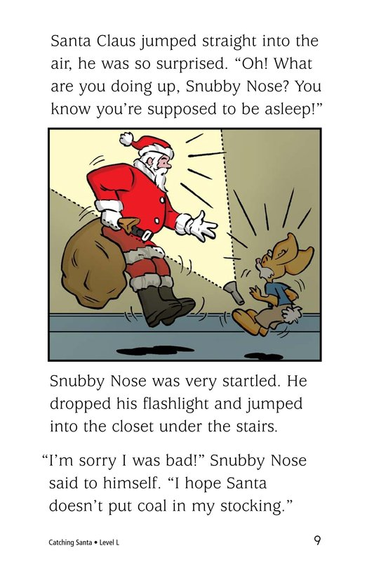 Book Preview For Catching Santa Page 9