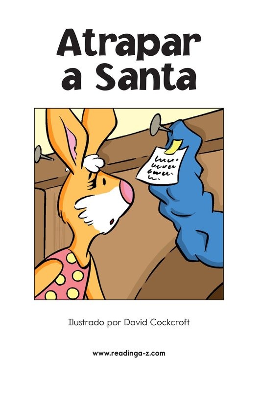 Book Preview For Catching Santa Page 2