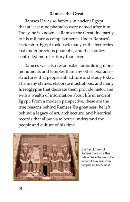 Book Preview For Ramses II Page 18
